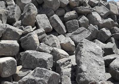 Bluestone Pitches various sizes