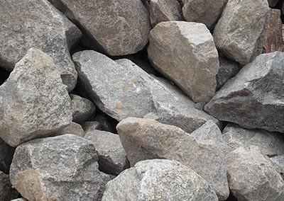 Granite Hillview - Grey Walling