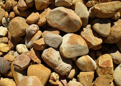 Large Bairnsdale Pebbles