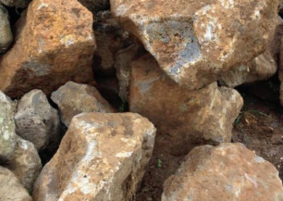 Volcanic – Honeycomb Rocks