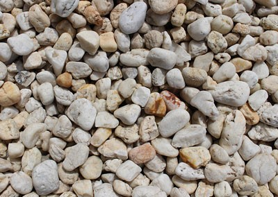 White Cream Pebbles