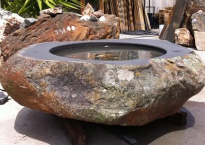 Birdbaths & Rock Ponds