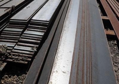 Edging - Steel 75mm & 100mm