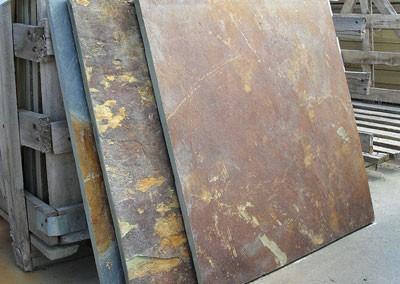 Rust Tiles
