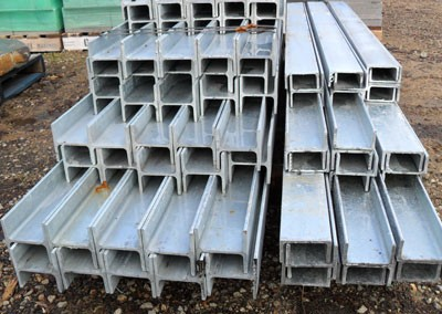 Steel H & C