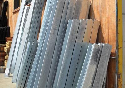 Steel Lintels, H Beams & Channels